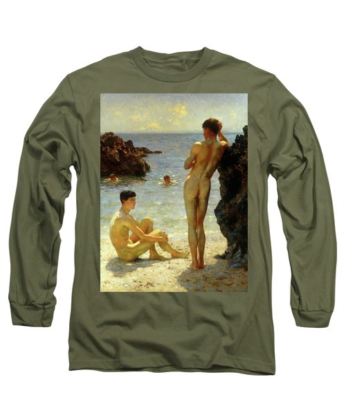 Lovers Of The Sun Long Sleeve T-Shirt