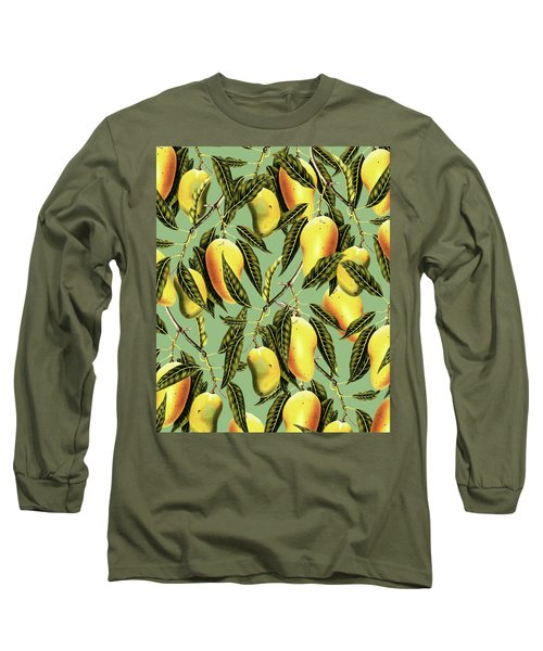 Mango Season Long Sleeve T-Shirt