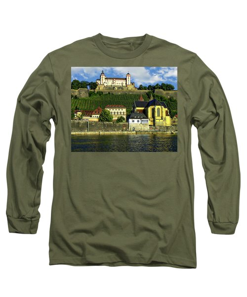 Marienberg Fortress Long Sleeve T-Shirt