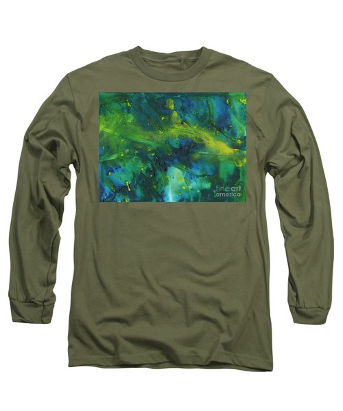 Marine Forest Long Sleeve T-Shirt