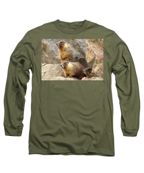 Marmot Trio Long Sleeve T-Shirt