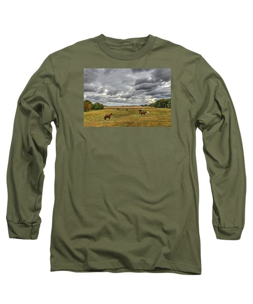 Maryland Pastures Long Sleeve T-Shirt