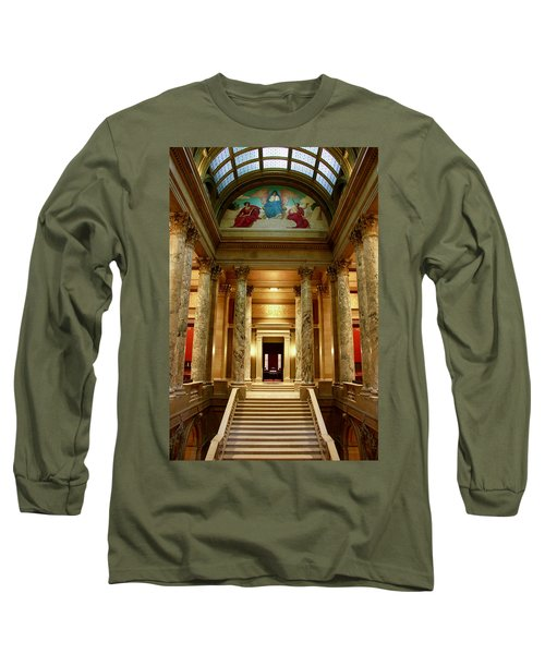 Minnesota Supreme Court Long Sleeve T-Shirt