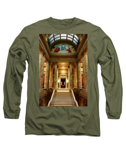 Minnesota Supreme Court Long Sleeve T-Shirt