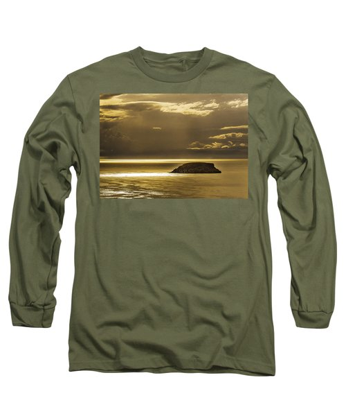 Moonscape Long Sleeve T-Shirt by Patrick Kain