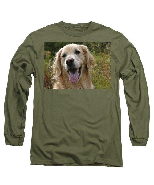 Morgie Long Sleeve T-Shirt