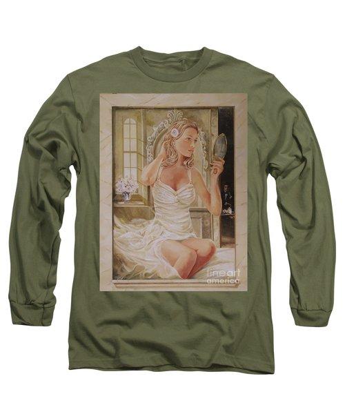 Morning Beauty Long Sleeve T-Shirt