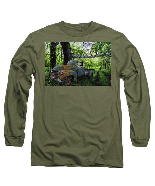 The Ol' Mushroom Hauler Long Sleeve T-Shirt