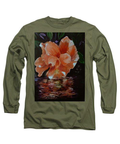 My Hibiscus Long Sleeve T-Shirt