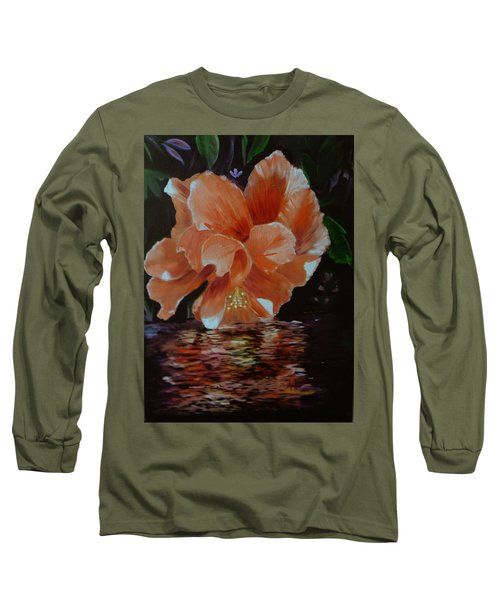 My Hibiscus Long Sleeve T-Shirt
