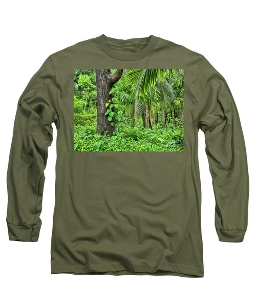 Long Sleeve T-Shirt featuring the photograph Nature 7 by Charuhas Images
