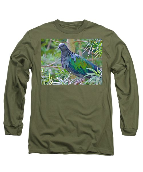 Nature's Best Long Sleeve T-Shirt by Judy Kay