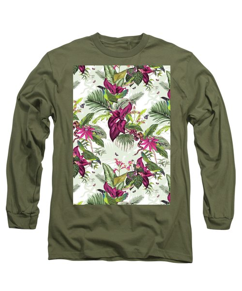 Nicaragua Long Sleeve T-Shirt