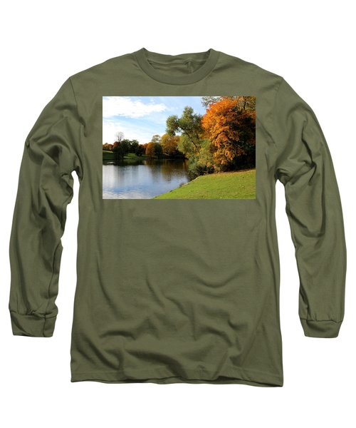 Scandinavian  Autumn  Long Sleeve T-Shirt
