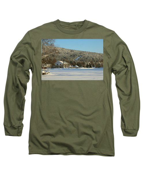 Norwegian Valley  Long Sleeve T-Shirt
