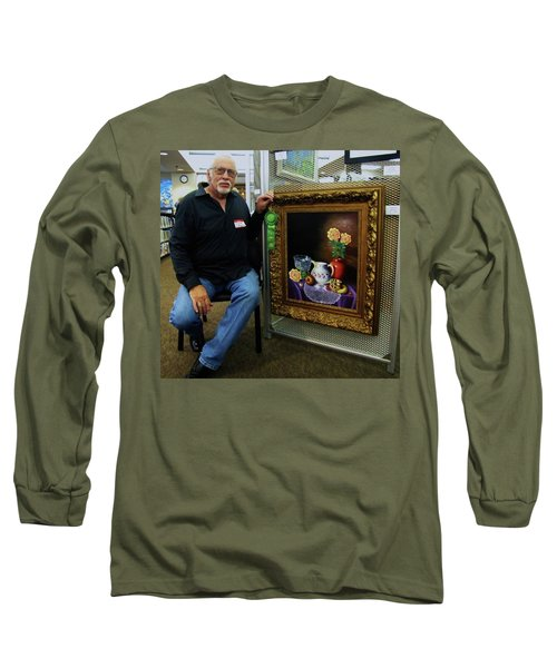 Nostalgic Vision  Long Sleeve T-Shirt
