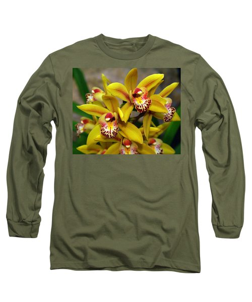 Orchid 9 Long Sleeve T-Shirt