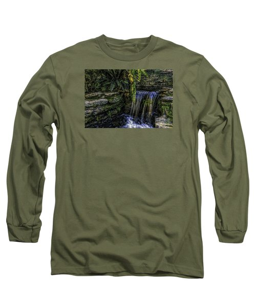Over The Edge Long Sleeve T-Shirt by Ken Frischkorn