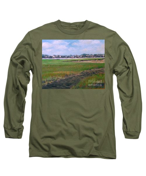 New England Shore Long Sleeve T-Shirt