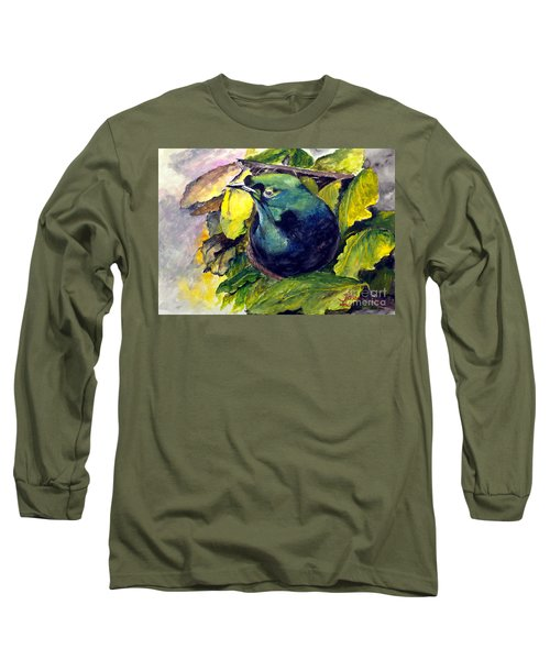 Paradise Bird Long Sleeve T-Shirt