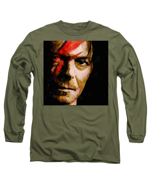 Past And Present  Long Sleeve T-Shirt