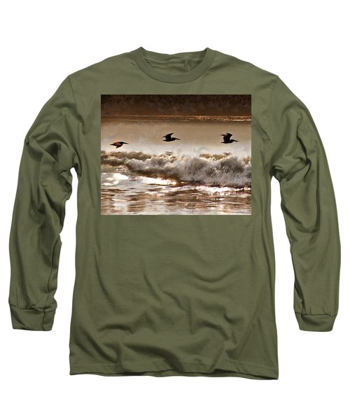 Pelican Patrol Long Sleeve T-Shirt