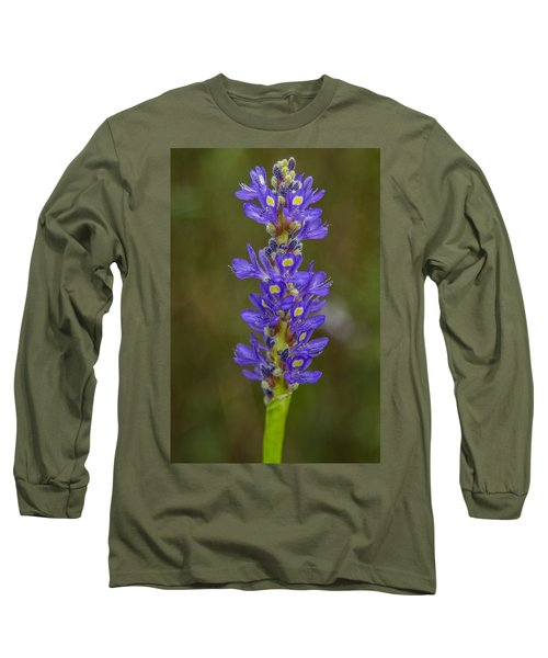 Pickerel Weed Long Sleeve T-Shirt