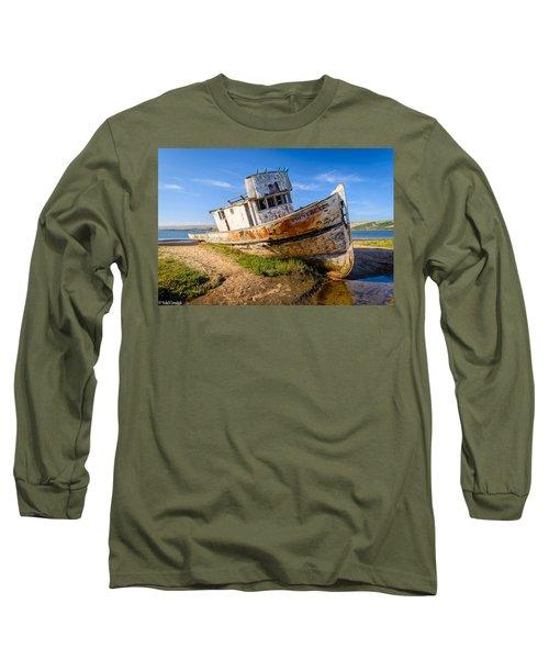 Pt Reyes Long Sleeve T-Shirt