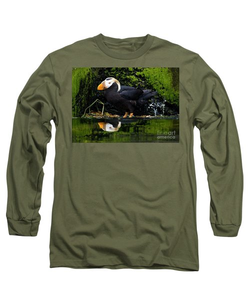 Puffin Reflected Long Sleeve T-Shirt
