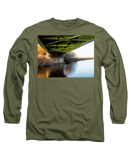 Railway Bridge Long Sleeve T-Shirt