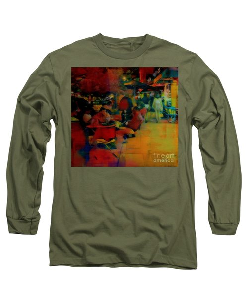 Ranoush Painted Long Sleeve T-Shirt