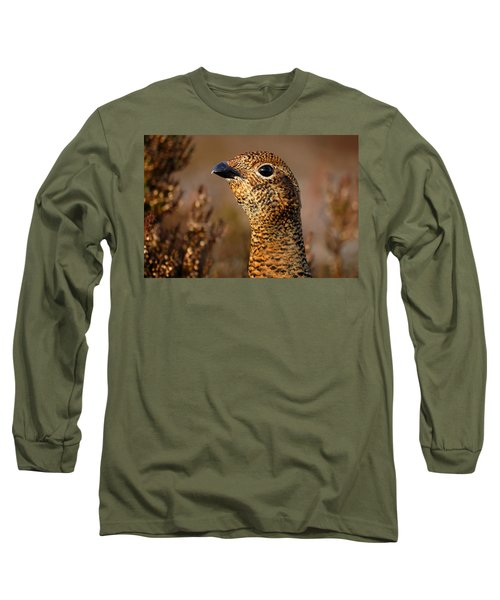 Red Grouse  Long Sleeve T-Shirt