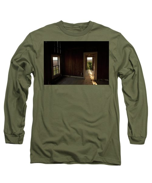 Room With A View Long Sleeve T-Shirt