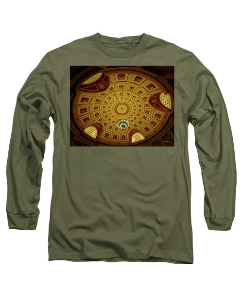 Rotunda  Long Sleeve T-Shirt