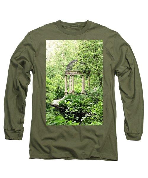 Serenity Garden Long Sleeve T-Shirt