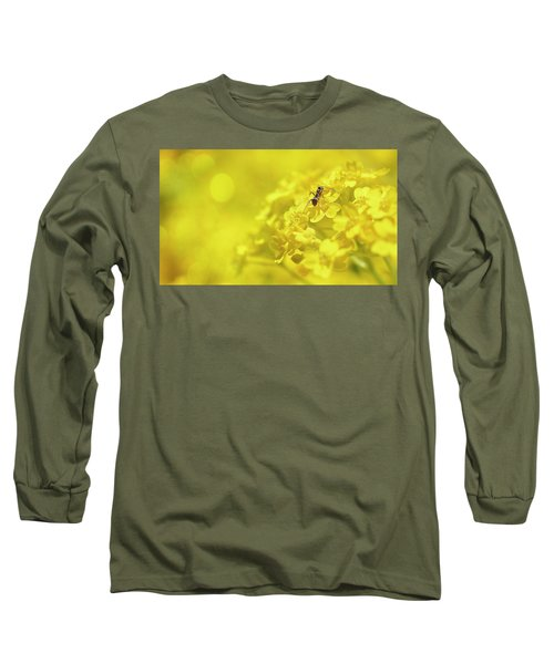 Set The Controls For The Heart Of The Sun Long Sleeve T-Shirt by John Poon