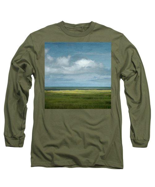 Short Wharf Creek 5 Long Sleeve T-Shirt