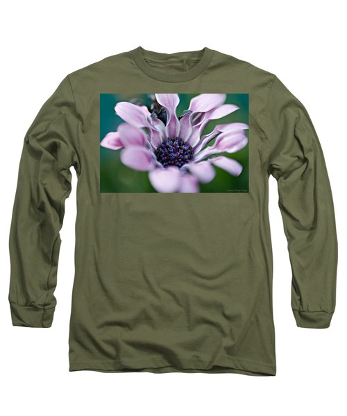 Soft Purple Long Sleeve T-Shirt