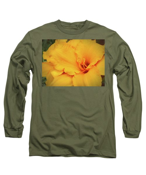 Softly And Tenderly  Long Sleeve T-Shirt