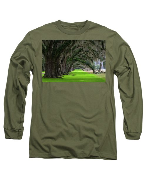 Southern Oaks Long Sleeve T-Shirt