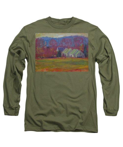 Spring Sunday Long Sleeve T-Shirt