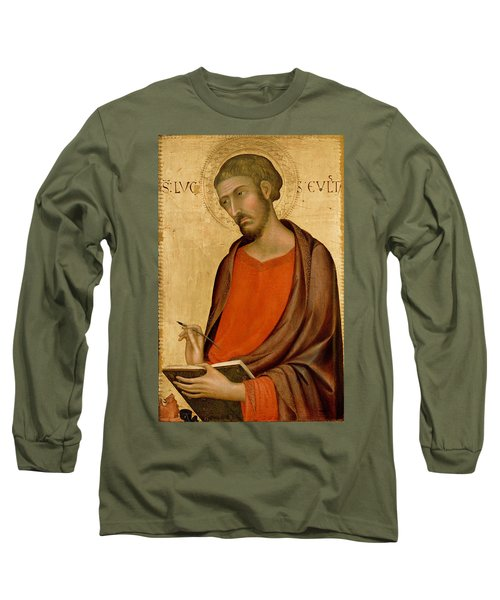 St Luke Long Sleeve T-Shirt