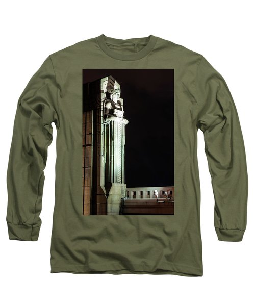 Standing Guard Long Sleeve T-Shirt
