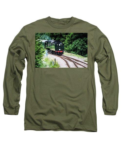 Steam Train Long Sleeve T-Shirt