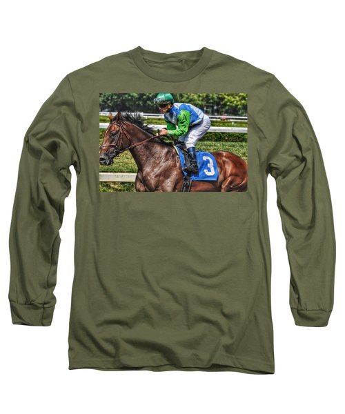 Surprise Twist W Javier Castellano Long Sleeve T-Shirt