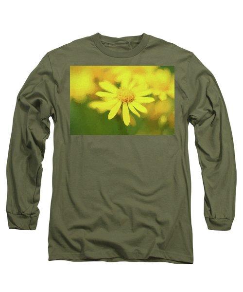 Texas Wildflower 2 Long Sleeve T-Shirt