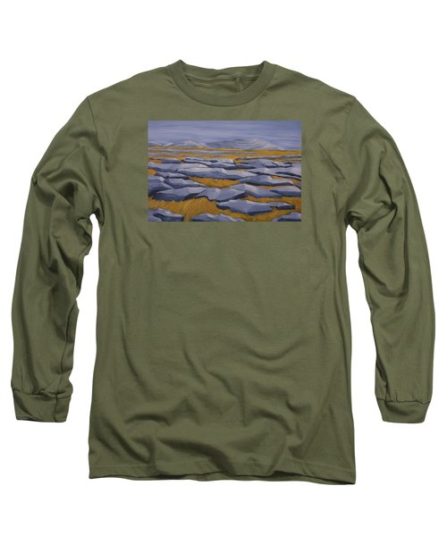 The Burren Long Sleeve T-Shirt