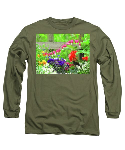The Dance Of Spring Long Sleeve T-Shirt