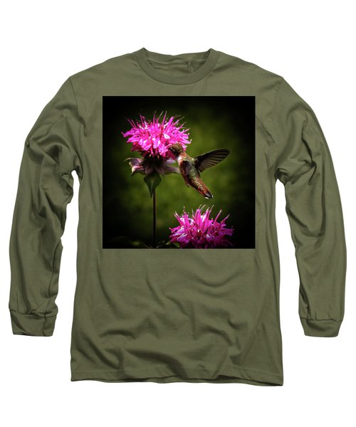 The Hummer Long Sleeve T-Shirt