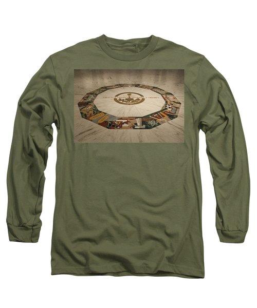 The Mural Long Sleeve T-Shirt